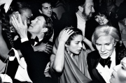 Halston, Bianca, Andy and Liza illustrate the glamour of Studio 54